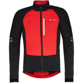 VAUDE Pro Zip-Off Insulation Jacket Men mars red